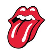 Logótipo Rolling Stones