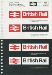 Logótipo British Rail
