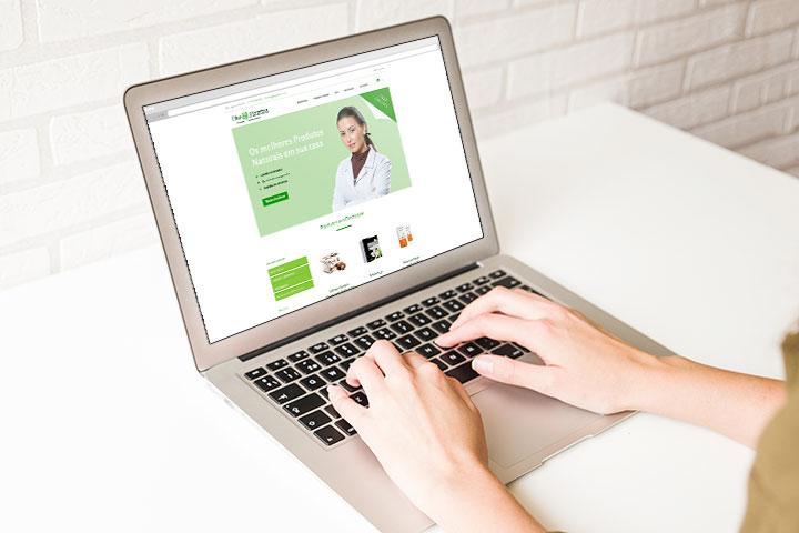 Loja Online Bioplantas