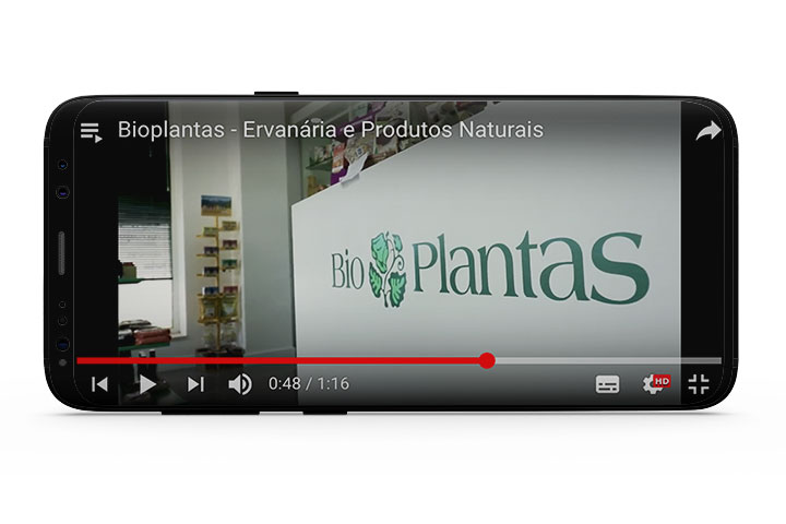 Vídeo Institucional Bioplantas